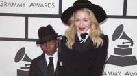 Madonna und David Banda