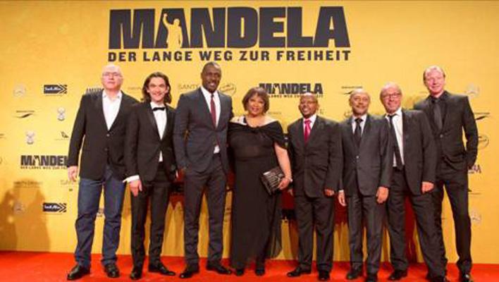 Mandela Film Berlin-Premiere (Foto: Senator Film)