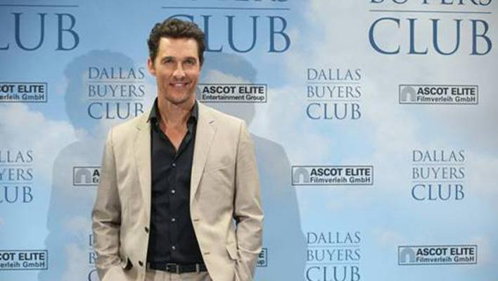 Matthew McConaughey (Foto: Ascot Elite)
