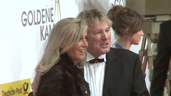 Bernhard Brink und Frau Ute (Foto: HauptBruch GbR)