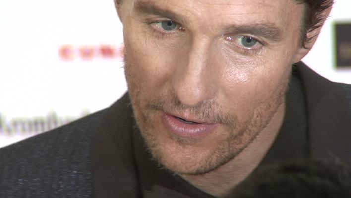 Matthew McConaughey (Foto: HauptBruch GbR)