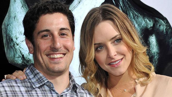 Jason Biggs & Jennifer Mollen