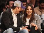 Mila Kunis und Ashton Kutcher: Keine Liebe auf den ersten Blick