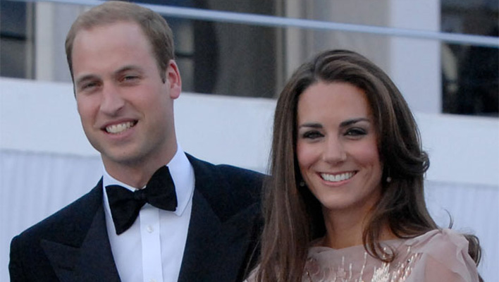 Prinz William & Kate