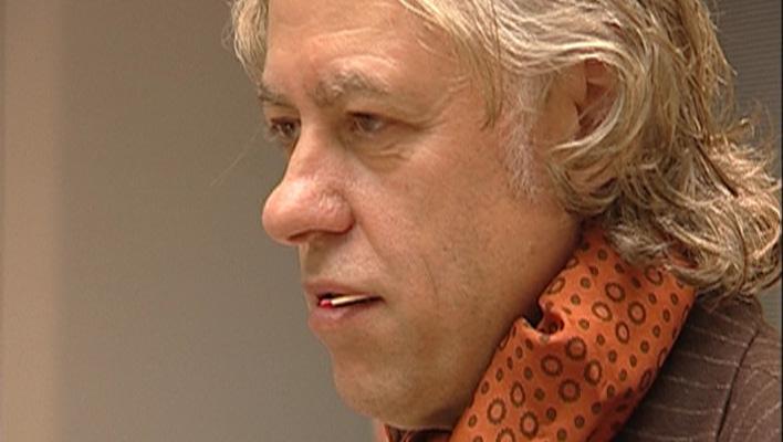 Bob Geldof (Foto: HauptBruch GbR)
