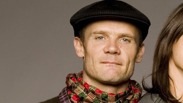 Flea von den Red Hot Chili Peppers (Foto: Warner Music)