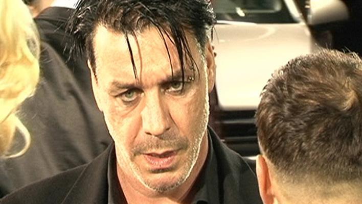 Till Lindemann von Rammstein (Foto: HauptBruch GbR)