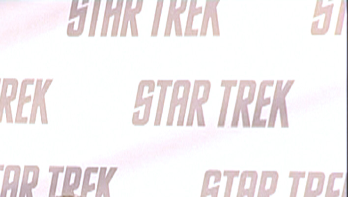 Star Trek Fotowand (Foto: HauptBruch GbR)