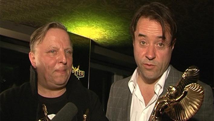 Axle Prahl und Jan Josef Liefers (Foto: HauptBruch GbR)