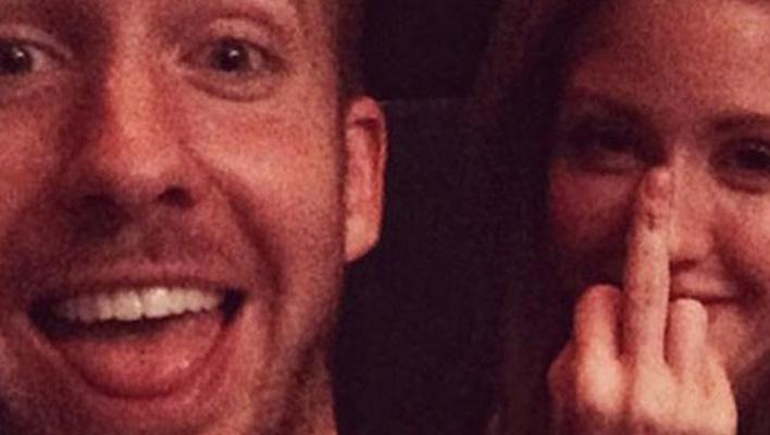 Calvin Harris und Ellie Goulding