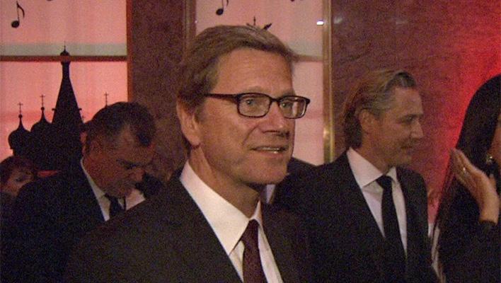 Guido Westerwelle (Foto: HauptBruch GbR)
