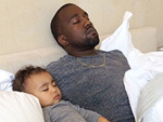 Kanye West und North West