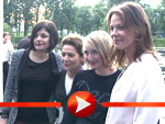 Jasmin Tabatabai, Hannelore Elsner, Anna MAria Mühe, Jessica Schwarz (Foto: HauptBruch GbR)