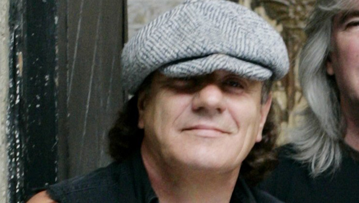 Brian Johnson von AC/DC (Foto: Guido Karp)