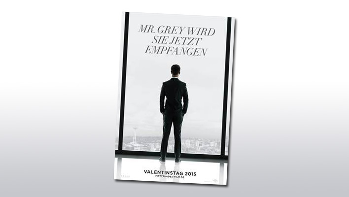 Fifty Shades of Gray Poster (Foto: Universal Pictures)