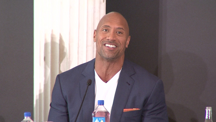 "Dwayne ""The Rock"" Johnson (Foto: HauptBruch GbR)"