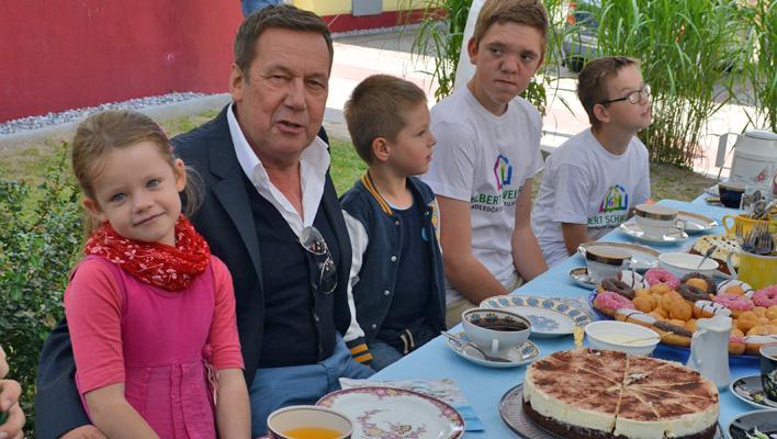 Roland Kaiser (Foto: Albert-Schweitzer-Verband der Familienwerke und Kinderdörfer e.V. )