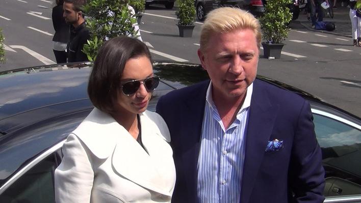 Boris und Lilly Becker (Foto: HauptBruch GbR)