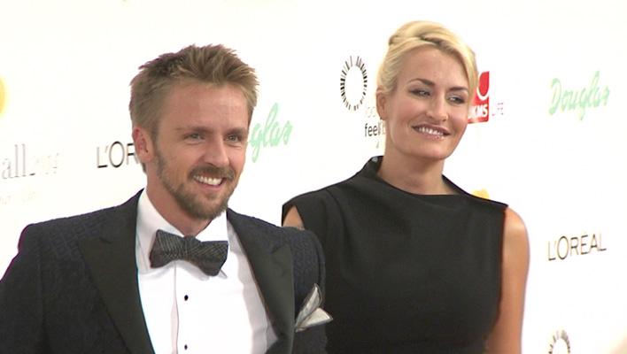Sarah Connor und Florian Fischer (Foto: HauptBruch GbR)