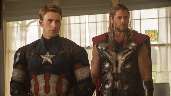 Avengers Age of Ultron (Foto: Marvell 2015)