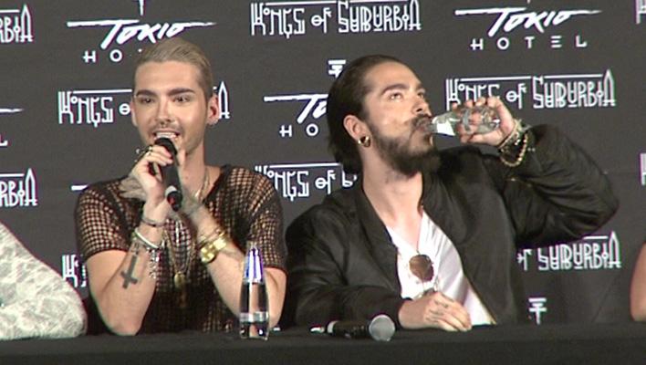 Bill und Tom Kaulitz von Tokio Hotel (Foto: HauptBruch GbR)