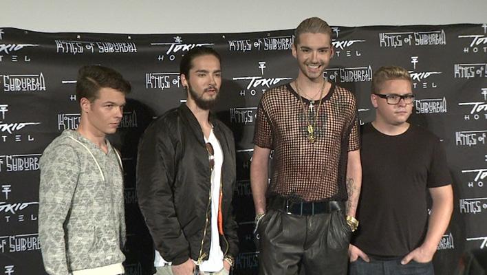 Tokio Hotel (Foto: HauptBruch GbR)