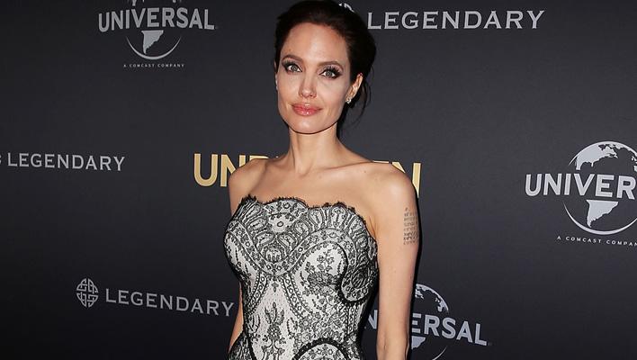 Angelina jolie sexszene