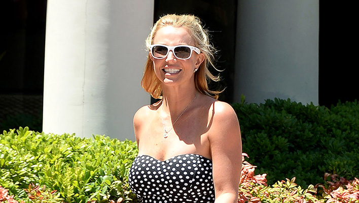 Britney Spears (Foto: Cover Media)