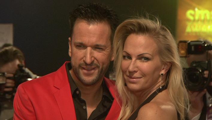 Michael Wendler mit Ehefrau Claudia (Foto: HauptBruch GbR)