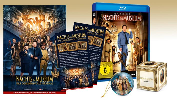 nachts im museum 3 online anschauen