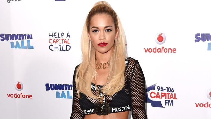 Rita Ora (Foto: Cover Media)