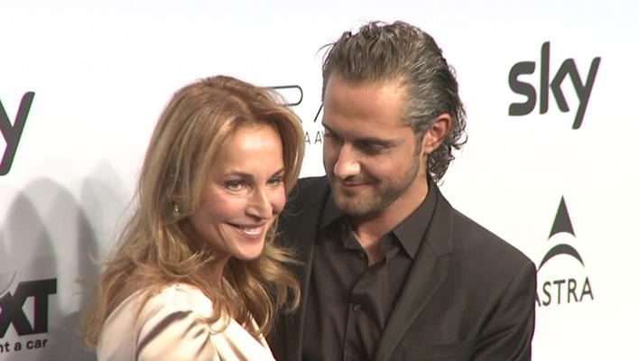 Caroline Beil und ihr Freund Philipp Sattler (Foto: HauptBruch GbR)