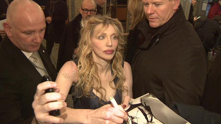 Courtney Love (Foto: HauptBruch GbR)