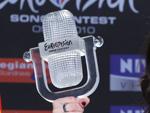 Eurovision Song Contest Trophäe (Foto: Indrek Galetin (EBU))
