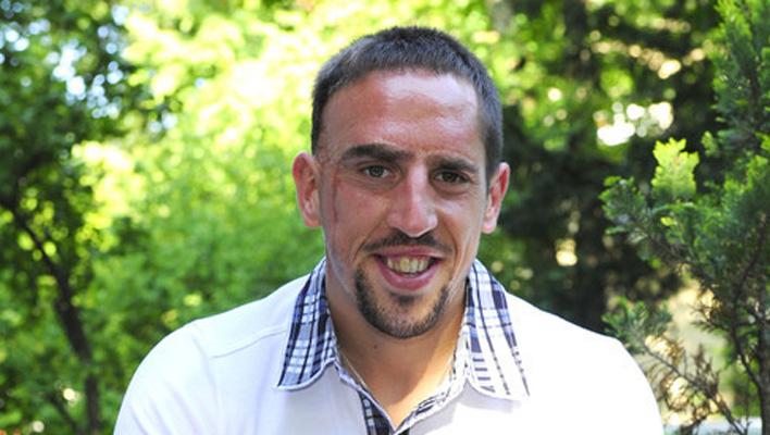 Franck Ribéry (Foto: SuccoMedia/Ralf Succo)