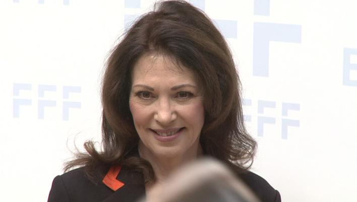 Iris Berben (Foto: HauptBruch GbR)