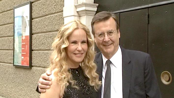 Katja Burkard und Hans Mahr (Foto: HauptBruch GbR)