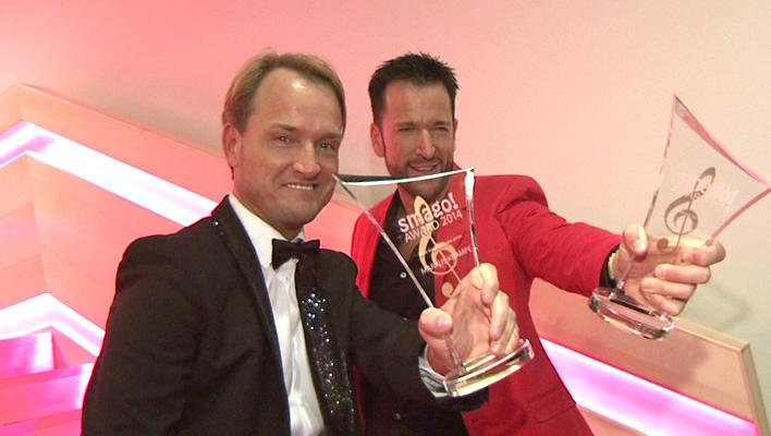 Michael Wendler und Markus Krampe (Foto: HauptBruch GbR)