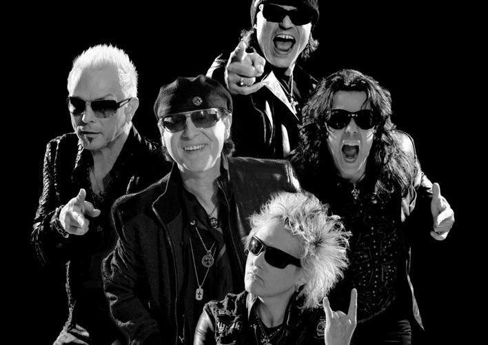 Scorpions (Foto: Marc Theis)