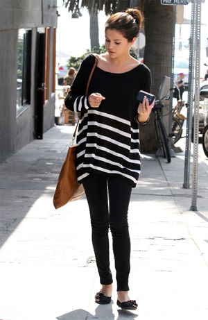 Selena Gomez Streifen