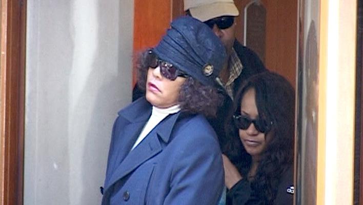 Whitney Houston und Bobbi Kristine Brown (Foto: HauptBruch GbR)