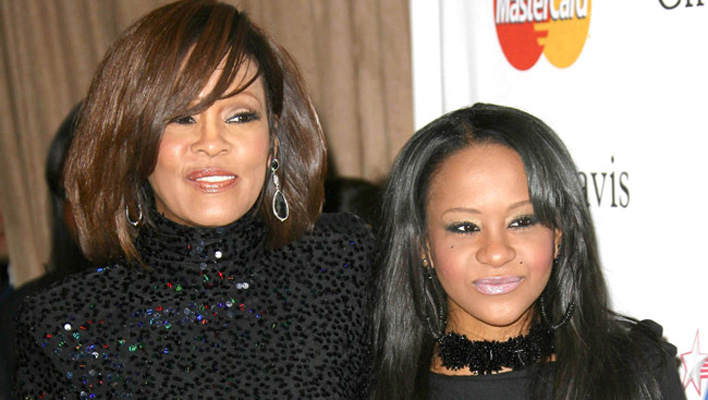 Whitney Houston und Tochter Bobbi Kristina Brown