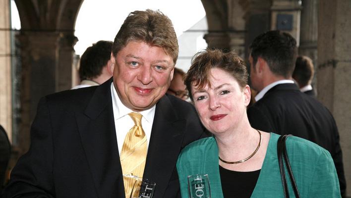 Walter Freiwald und seine Frau Anette (Foto: SuccoMedia / Monika Sandel )