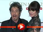 Al Pacino mit Lucila Sola (Foto: HauptBruch GbR)