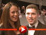 Joey Heindle mit Freundin Justine Dippl (Foto: HauptBruch GbR)