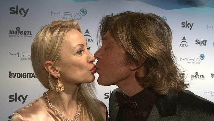 Jürgen Drews und Ramona Drews (Foto: HauptBruch GbR)
