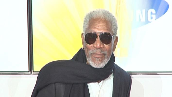 Morgan Freeman (Foto: HauptBruch GbR)
