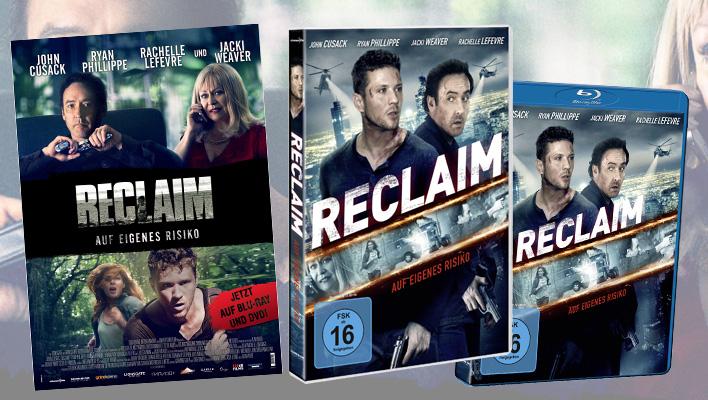 Reclaim (Foto: Promo)