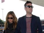 Ayda Field und Robbie Williams: Sexy Spiel