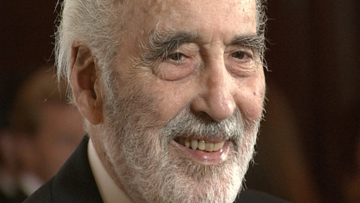 Christopher Lee (Foto: HauptBruch GbR)